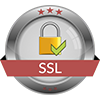 Secured by SSL