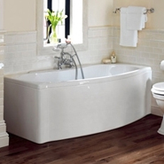 Bow Fronted Baths