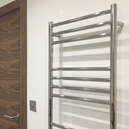 Stainless Steel Ladder Rails