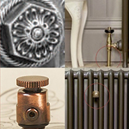 Cast Iron Radiator Accessories