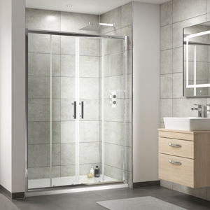Recessed Shower Enclosures