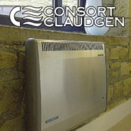 Consort Claudgen Panel Heaters