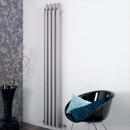 Vertical Stainless Steel Radiators