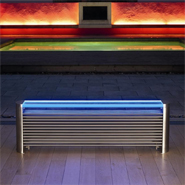 Horizontal Stainless Steel Radiators