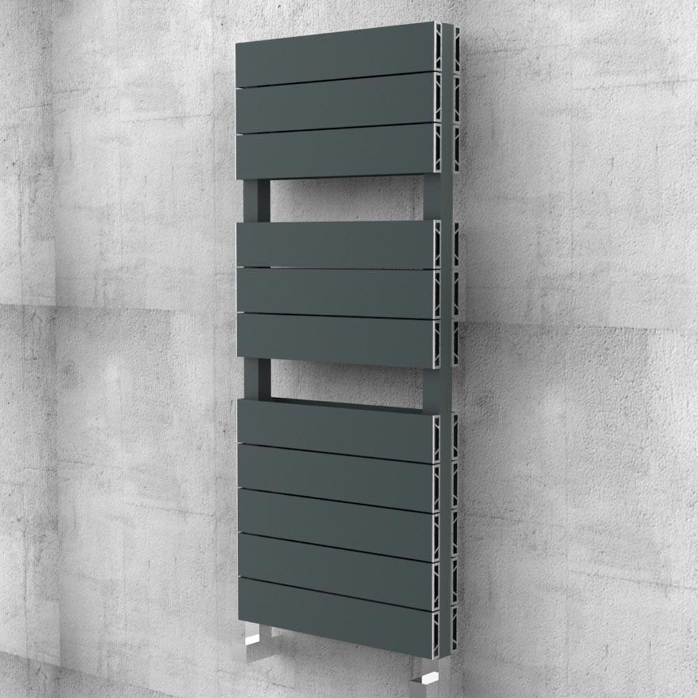 Designer Aluminium Towel Rails