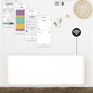 Mill Heat WiFi Panel Heaters (White)