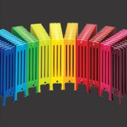 Coloured Radiators