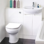 Back to Wall Toilet Units (all models)