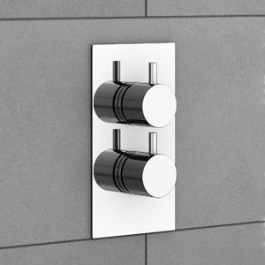 Single Function Shower Valves
