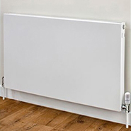 Horizontal Flat Single Panel Radiators