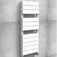 Designer White Towel Rails