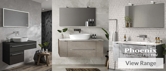 Phoenix Bathrooms Modular Furniture