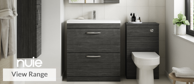 Nuie Bathrooms Modular Furniture